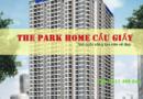 CHO THUÊ CĂN HỘ CHUNG CƯ THE PARK HOME CẦU GIẤY – C22 BỘ CÔNG AN