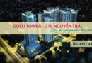 CHO THUÊ CĂN HỘ CHUNG CƯ GOLD TOWER 275 NGUYỄN TRÃI