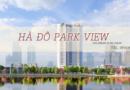 Cho thuê chung cư Hà Đô Park View Dịch Vọng Cầu Giấy