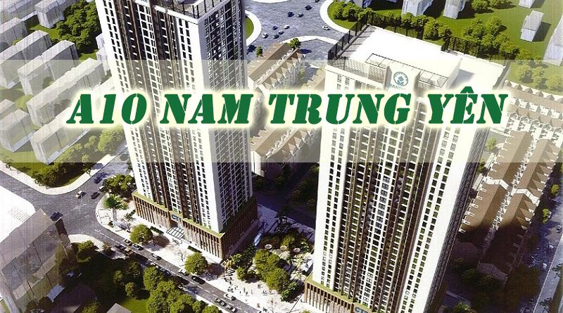 Cho thuê chung cư A10 Nam Trung Yên – Nguyễn Chánh