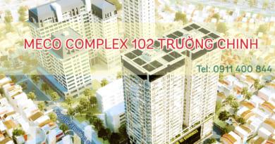 Cho thuê căn hộ chung cư Meco Complex 102 Trường Chinh, Đống Đa, Hà Nội
